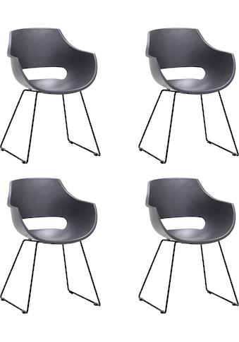 MCA furniture Schalenstuhl »Rockville«, Stuhl belastbar bis 120 Kg kaufen