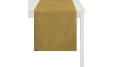 APELT Tischläufer »Vio - Loft Style, Jacquard« kaufen