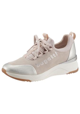 bugatti Wedgesneaker »RISE«, mit zwei Anziehlaschen kaufen
