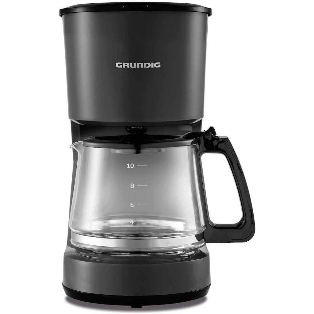 Grundig Filterkaffeemaschine »KM 4620«, Permanentfilter