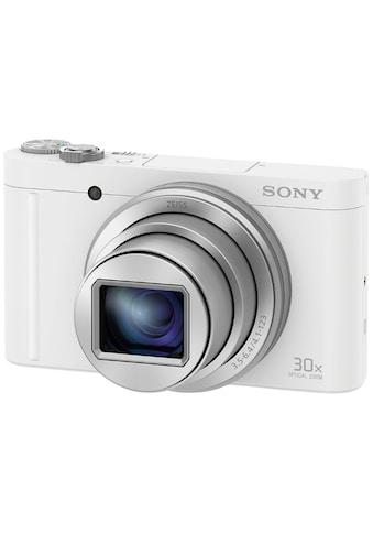 Sony Superzoom-Kamera »Cyber-Shot DSC-WX500«, 30 fach optischer Zoom kaufen