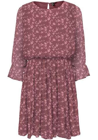 Vero Moda Chiffonkleid »VMJACKIE 3/4 SHORT DRESS« kaufen