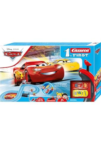 Carrera® Autorennbahn »Carrera® First - Disney·Pixar Cars - Race of Friends«, (Set) kaufen