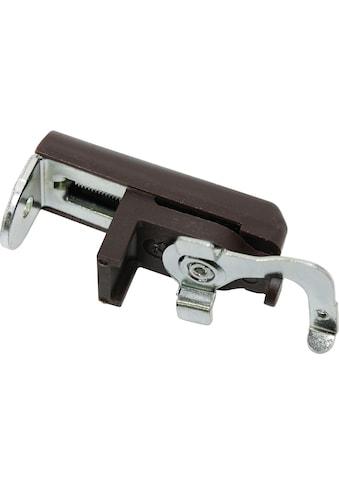 GARDINIA Sichtschutzbefestigung »Klemmträger Metall/Kunststoff«, (2 St.), Serie... kaufen