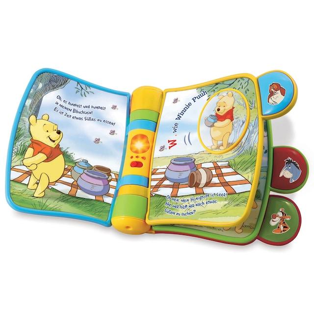 """Vtech® Buch """"Winnie Puuhs Abenteuerbuch, Die lustige Honigsuche"""""""