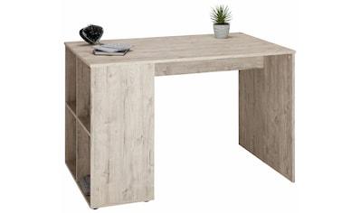 FMD Schreibtisch »Gent«, mit 4 seitlichen Fächern kaufen