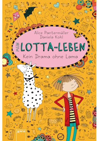 Buch »Mein Lotta-Leben (8). Kein Drama ohne Lama / Alice Pantermüller, Daniela Kohl« kaufen