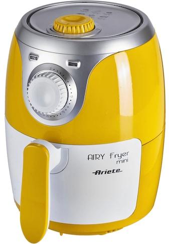 Ariete Heissluftfritteuse Air Fryer 4615GE, 1000 Watt kaufen