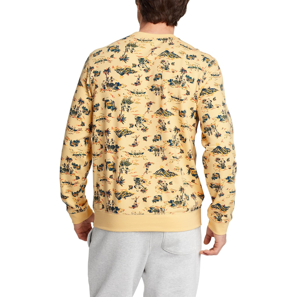 Eddie Bauer Sweatshirt, Camp Fleece - Bedruckt
