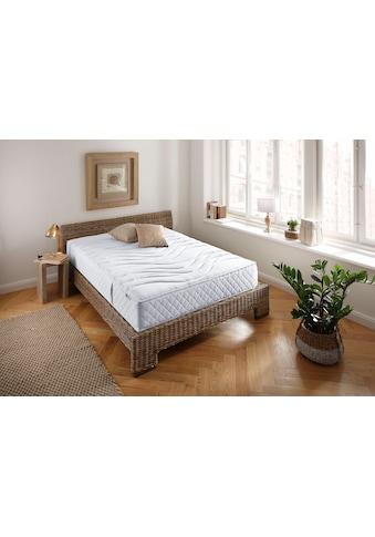my home Kaltschaummatratze »ProVita De Luxe Top KS«, (1 St.), mit integrierter... kaufen