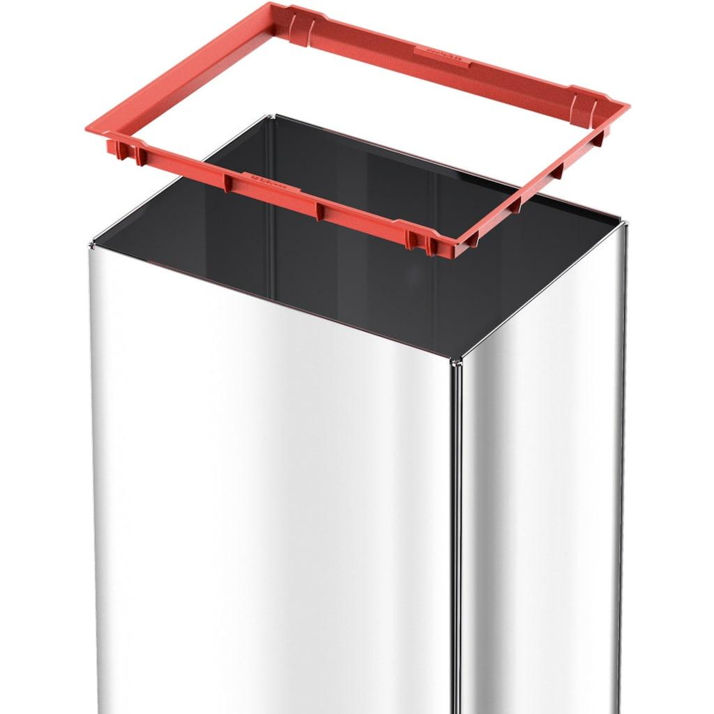 Hailo Mülleimer »Big-Box Swing XL«, schwarz, Fassungsvermögen ca. 52 Liter