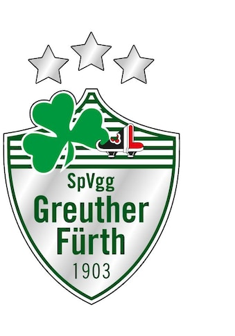Wall-Art Wandtattoo »SpVgg Greuther Fürth Logo« kaufen