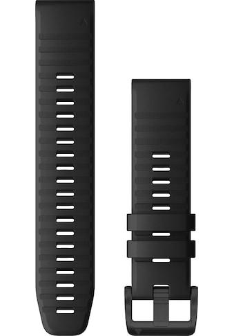 Garmin Ersatz - /Wechselarmband »Ersatzarmband QuickFit 22 mm Silikon« kaufen