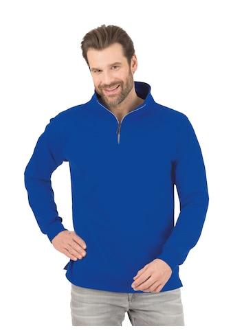 Trigema Reißverschluss - Sweater kaufen