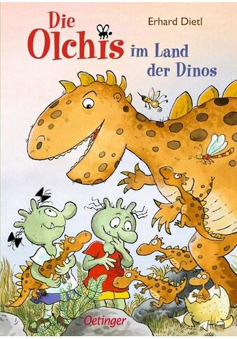 Buch »Die Olchis im Land der Dinos / Erhard Dietl, Erhard Dietl« kaufen