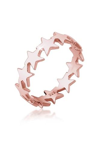 Elli Fingerring »Sterne Star Astro 925 Silber« kaufen