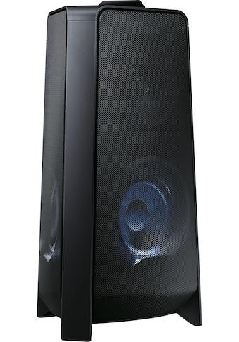Samsung »Sound Tower MX - T50« Party - Lautsprecher (Bluetooth, 500 Watt) kaufen