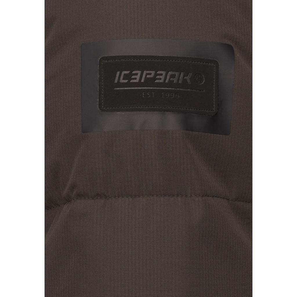 Icepeak Steppmantel »PLEYNSTEIN«