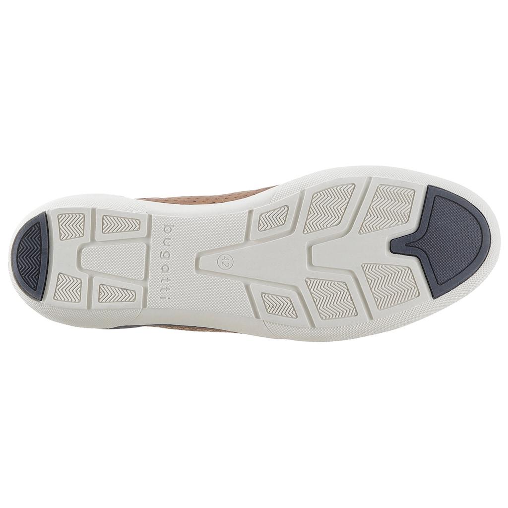 bugatti Sneaker »Lake«, mit Elastic Laces