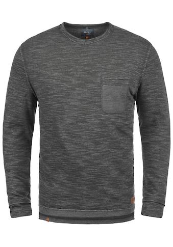 Blend Sweatshirt »Quanto«, Sweater im Used-Look kaufen