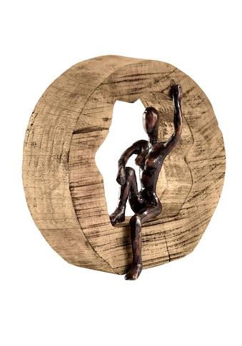 Deko-Objekt aus massivem Holz kaufen