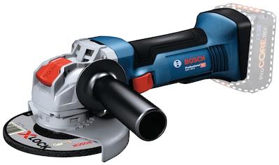 Bosch Professional Powertools Akku-Winkelschleifer »GWX 18V-8 125mm (C) solo CLC«,... kaufen
