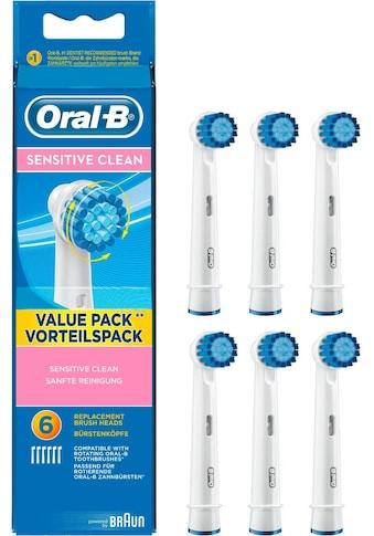 Oral B Aufsteckbürsten Sensitive kaufen