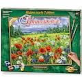 Schipper Malen nach Zahlen »Meisterklasse Premium - Blumenwiese«, Made in Germany