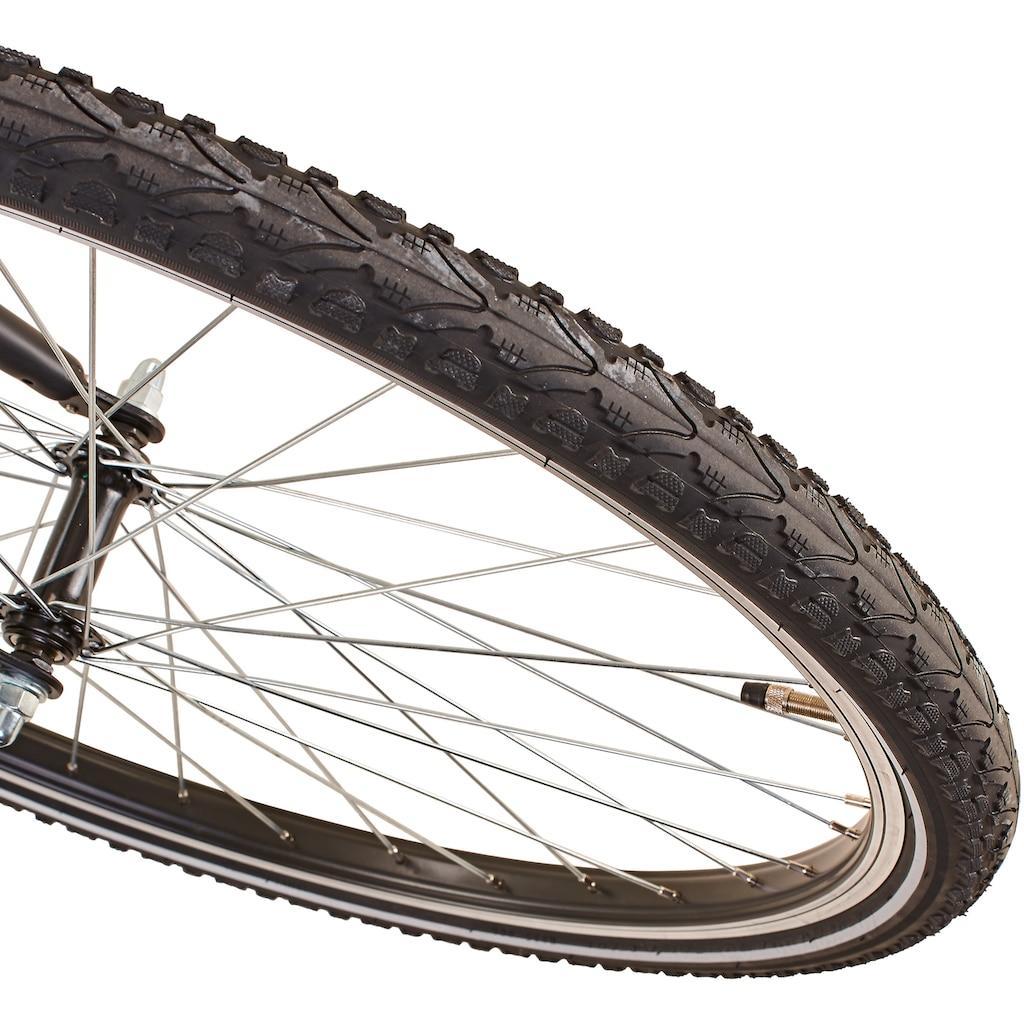 """Prophete Trekkingrad »ENTDECKER 20.BST.10 Trekking-Bike 28""""«, 21 Gang, Shimano, Shimano Tourney Schaltwerk, Kettenschaltung"""