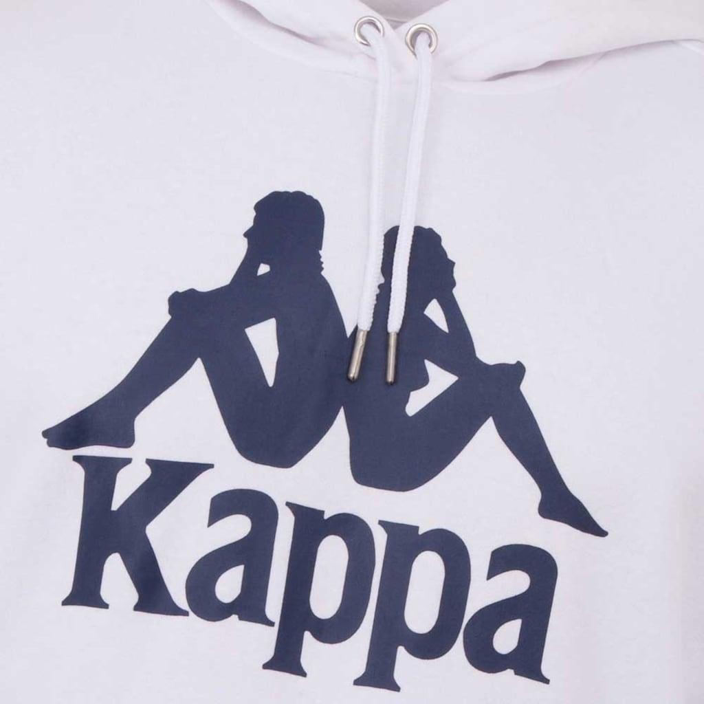 Kappa Kapuzensweatshirt »AUTHENTIC TAINO«, mit plakativem Logoprint<br />