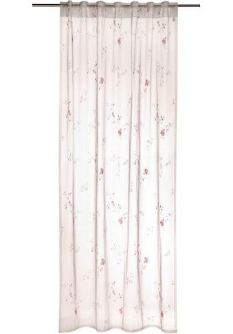 Vorhang, »Bayreuth«, WILLKOMMEN ZUHAUSE by ALBANI GROUP, verdeckte Schlaufen 1 Stück kaufen