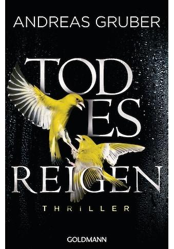 Buch »Todesreigen / Andreas Gruber« kaufen