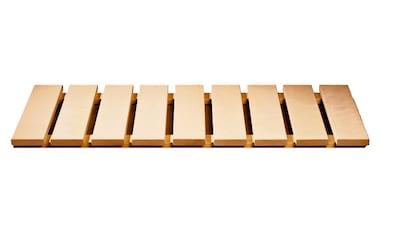 KARIBU Saunabodenrost BxL: 100x46,5 cm kaufen