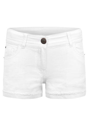 Arizona Jeansshorts, 5-Pocket Stil kaufen