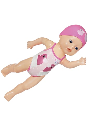 Baby Born Babypuppe »My First Swim Girl, 30 cm«, schwimmt Kraul und Schmetterling kaufen
