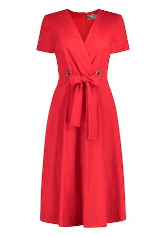 Nicowa Ausgestelltes Kleid ANICEN mit raffinierter Taille kaufen