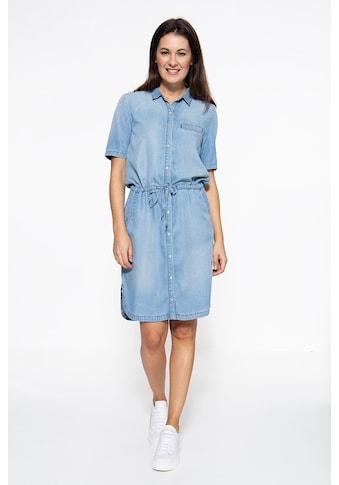 ATT Jeans Blusenkleid »Lacey«, mit Sandwash-Effekt kaufen