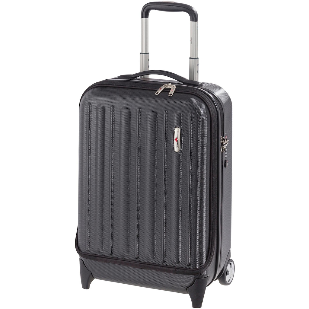"Hardware Business-Trolley ""PROFILE PLUS , black grained"", 2 Rollen"