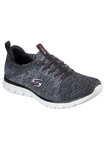 Skechers Slip - On Sneaker »LUMINATE  -  SHE'S MAGNIFICENT« kaufen
