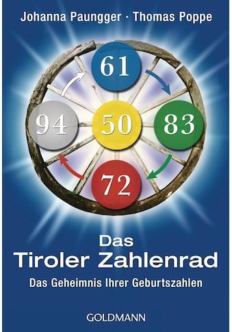 Buch »Das Tiroler Zahlenrad / Johanna Paungger, Thomas Poppe« kaufen