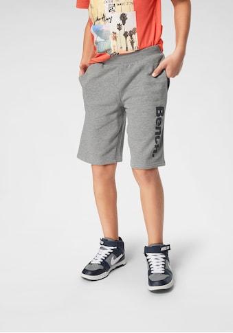 Bench. Sweatbermudas, mit Taschen vorn und hinten kaufen