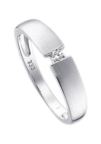 Firetti Spannring »Verlobungsring, Solitärring«, mit Brillant kaufen