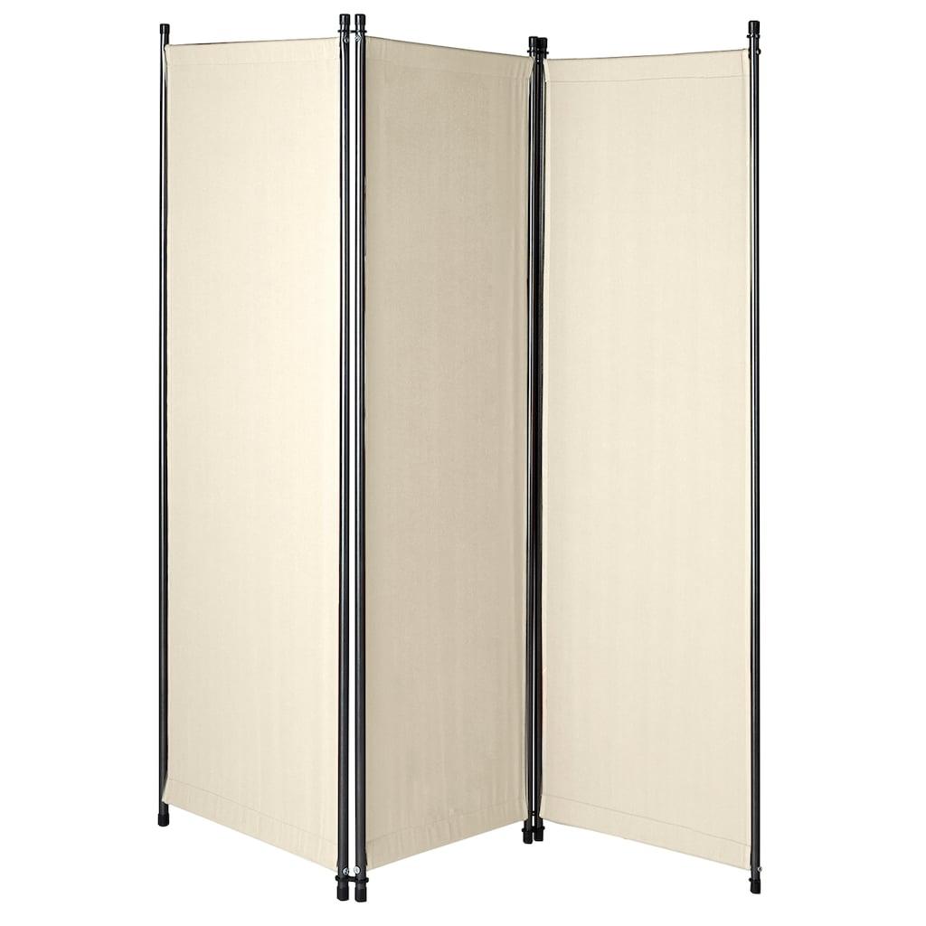 Angerer Freizeitmöbel Paravent »Swingtex«, (B/H): ca. 165x165 cm