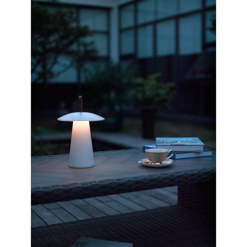 Nordlux LED Außen-Tischleuchte »ARA«, LED-Modul, 5 Jahre Garantie auf die LED / Akku Leuchte