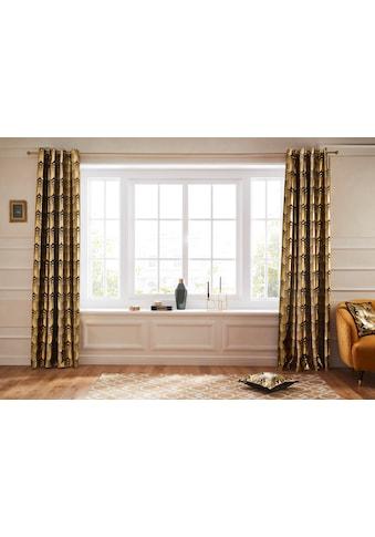 Vorhang, »Constanze«, Guido Maria Kretschmer Home&Living, Ösen 1 Stück kaufen