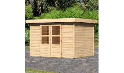 KONIFERA Gartenhaus »Engelsee 4« kaufen