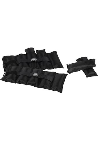 body coach Gewichtsmanschette »Fitness Gelenkgewichte Set«, 4,6 kg, (Set, 2 tlg.) kaufen