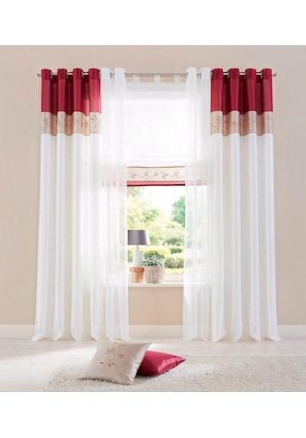 Raffrollo »Sorel«, my home, mit Klettband kaufen
