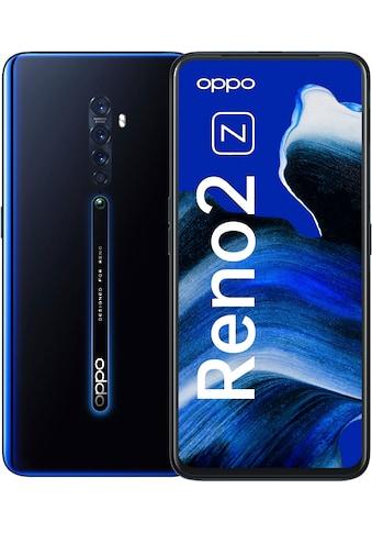 Oppo Reno2 Z Smartphone (16,5 cm / 6,5 Zoll, 128 GB, 48 MP Kamera) kaufen