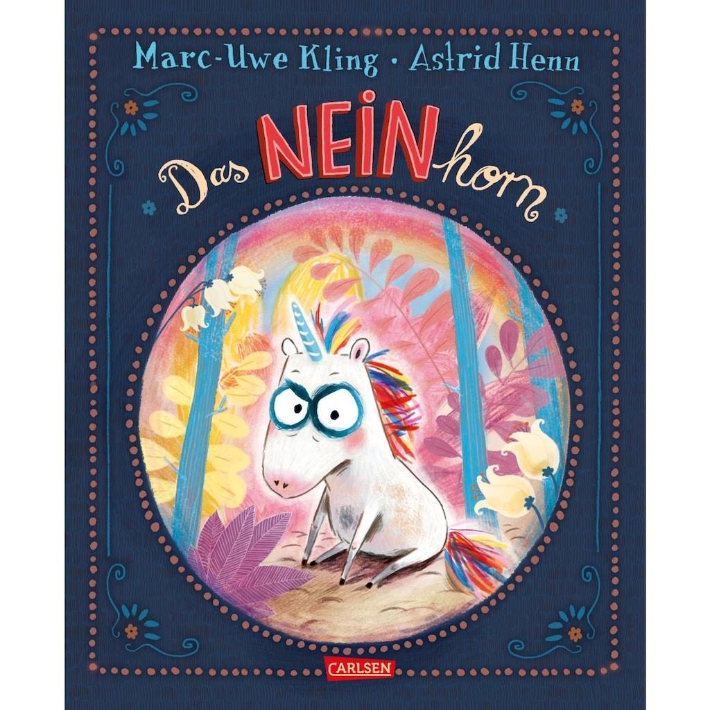 Buch »Das NEINhorn / Marc-Uwe Kling, Astrid Henn«